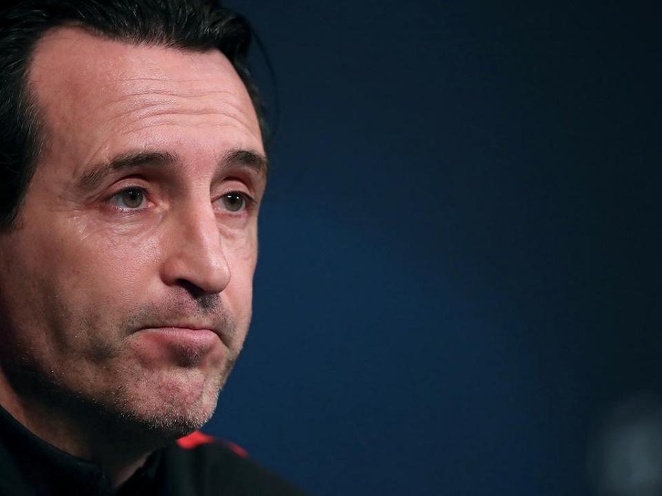 Emery passa o testemunho no PSG: «Tuchel é um grande treinador»