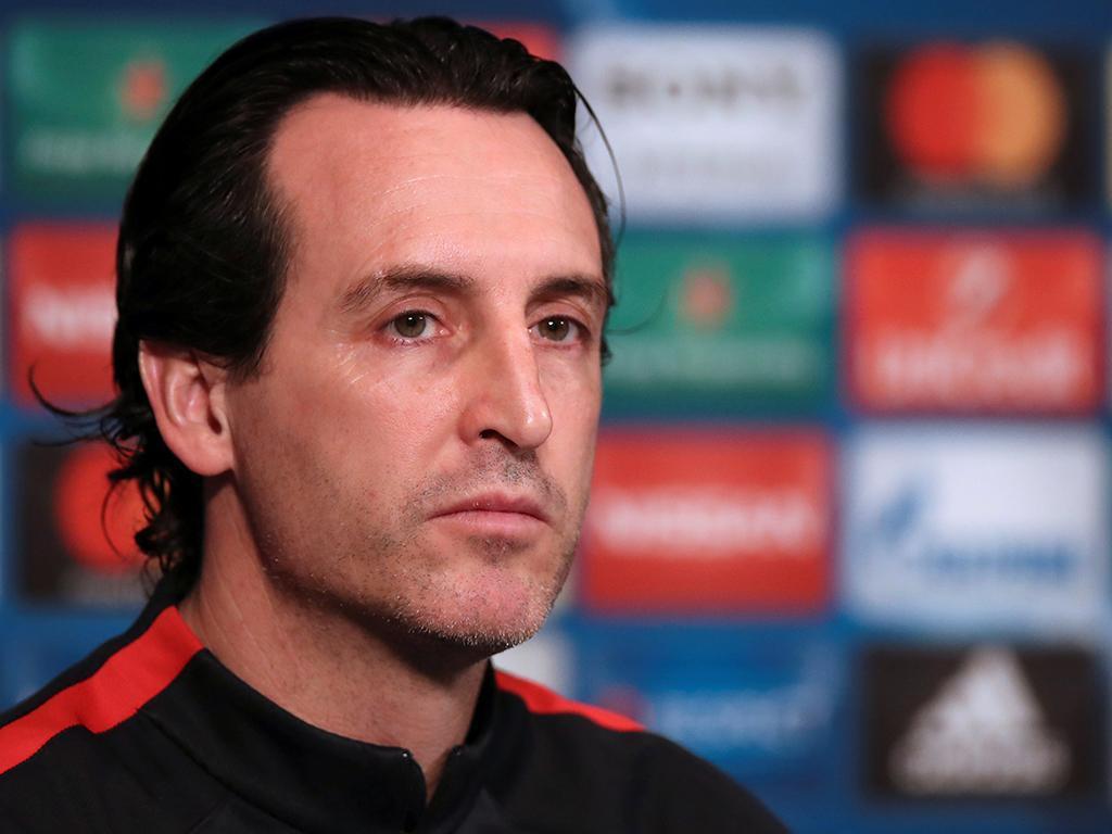 PSG garante continuação do treinador Unai Emery