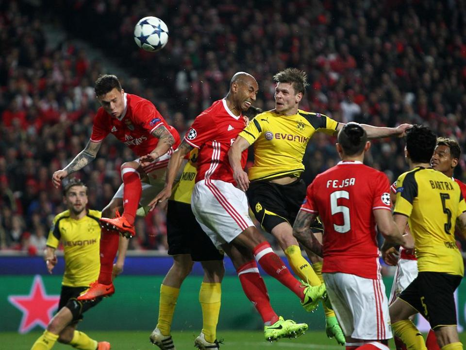 O terceiro da próxima Liga a roer as unhas pelo Benfica em Dortmund