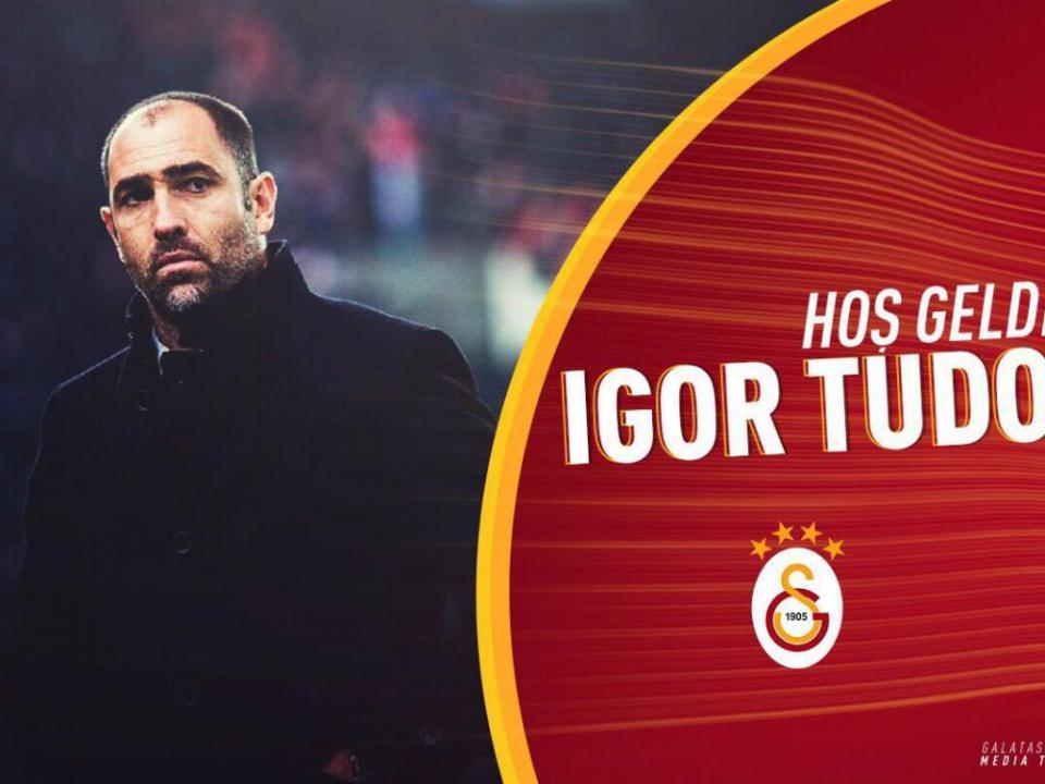 OFICIAL: Galatasaray despede Igor Tudor
