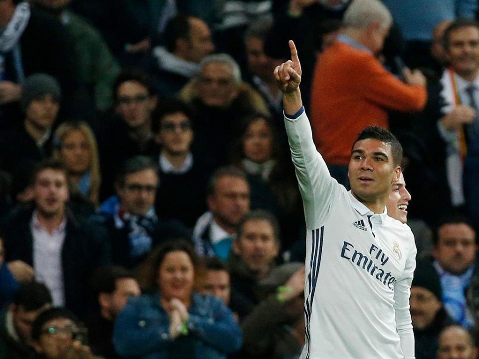 Casemiro: «Inicialmente tinha vergonha de falar com Zidane»