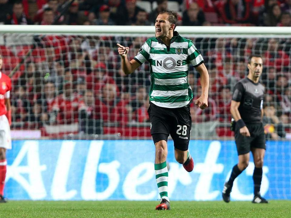 VÍDEO: Bas Dost fez o segundo do Sporting no Bessa