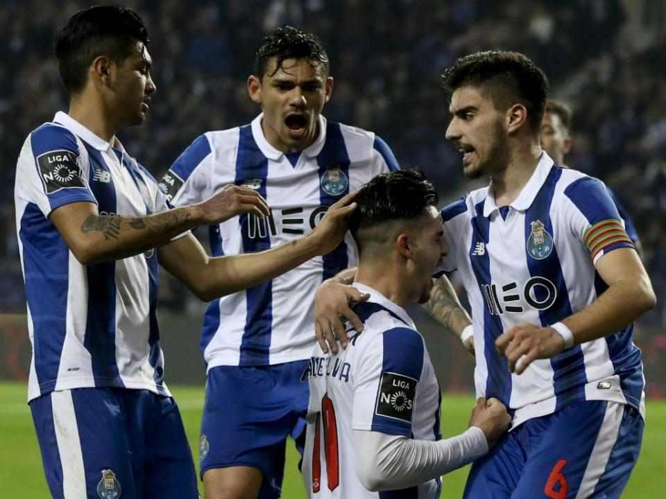 Inédito: FC Porto em busca da melhor série da Liga