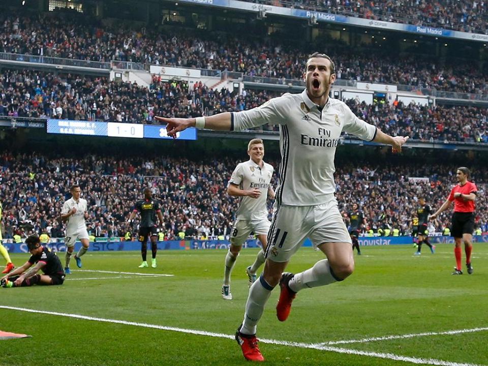 «O Bale estará no Real Madrid enquanto o quiserem»