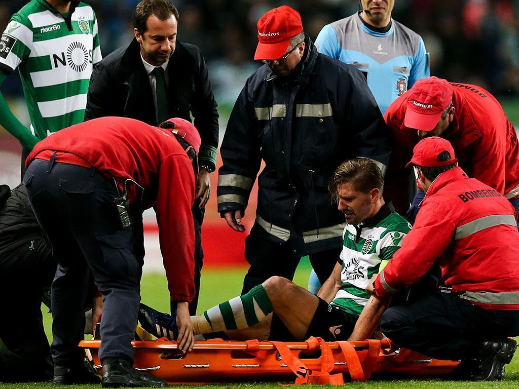 Lesionado, Adrien Silva desfalcará Sporting de 6 a 8 semanas