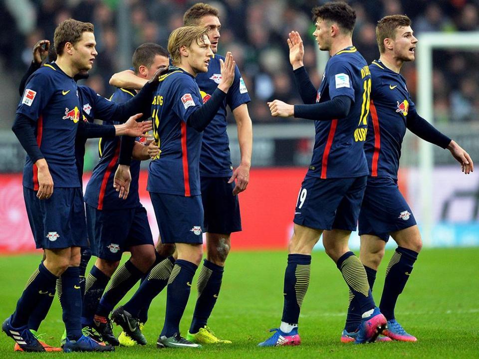Alemanha: Leipzig escorrega e Bayern pode voltar a fugir