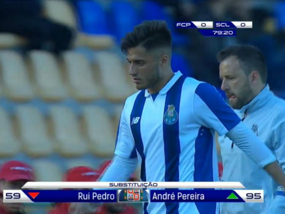 FC Porto B de Folha empata e não sai da zona de perigo