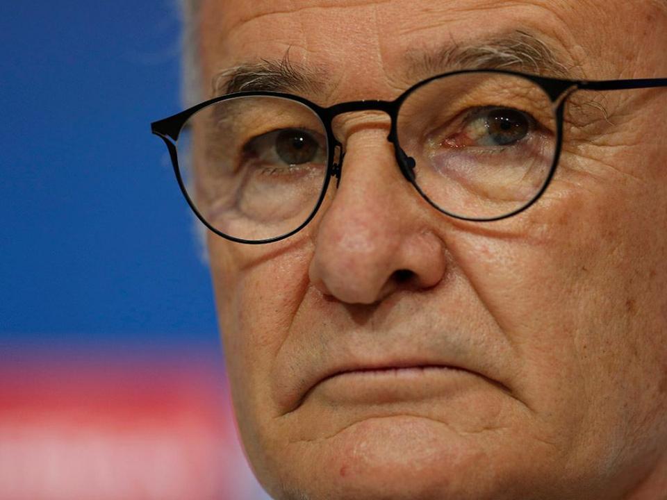 Ranieri e a saída: «Talvez tenha sido alguém nas minhas costas»