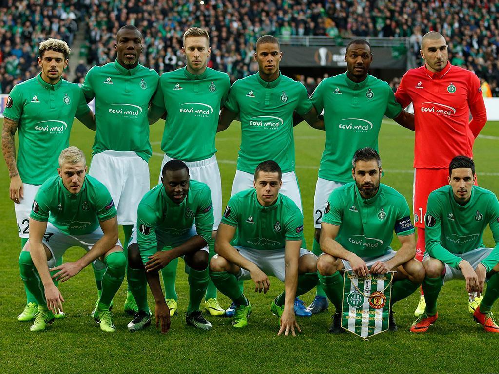 França: quatro golos e empate entre Saint-Étienne e Estrasburgo
