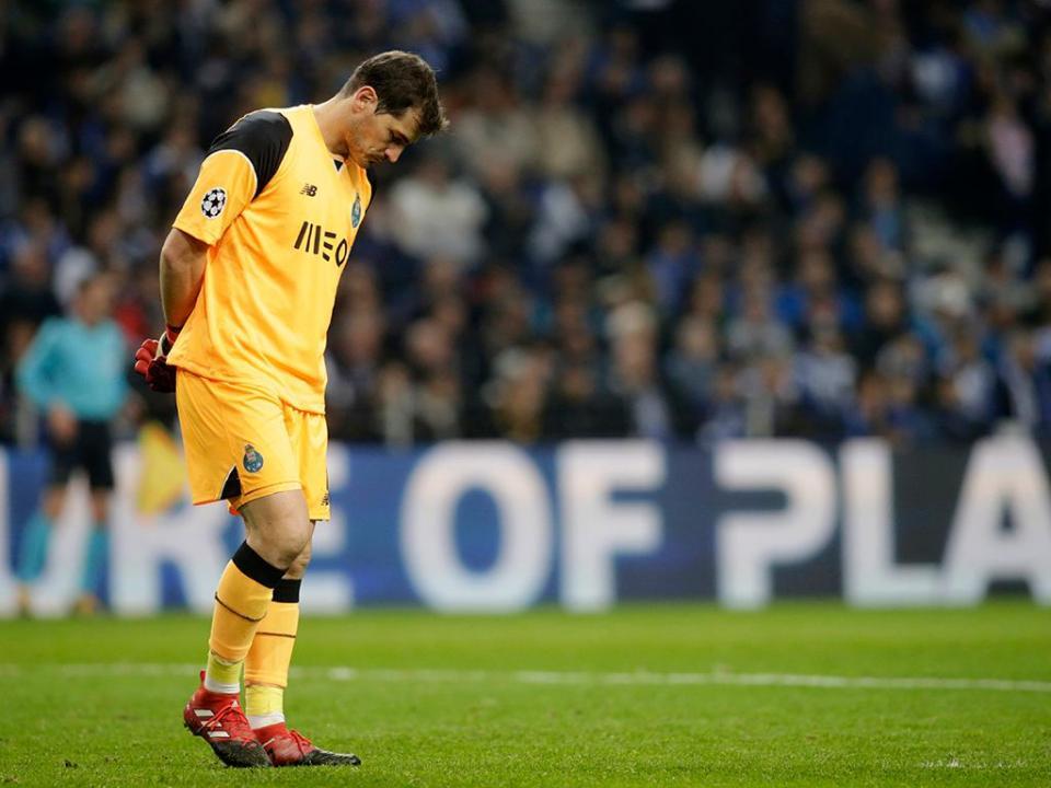 Casillas: «Danilo vai ter um grande futuro»