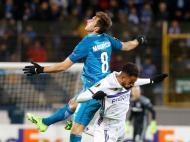 Zenit-Anderlecht (Reuters)