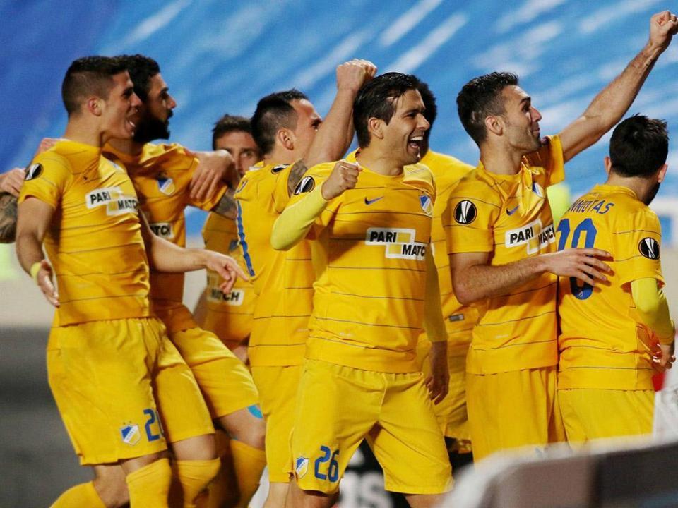 Chipre: APOEL e Nuno Morais são pentacampeões