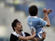 Lázio-Udinese (Lusa)