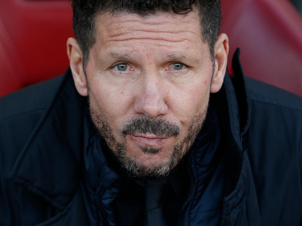 Atlético: Simeone pode ter perdido lateral até final da época