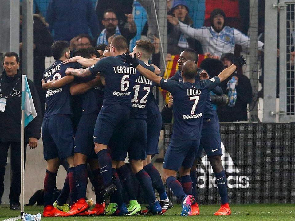 PSG com Gonçalo Guedes sofre mas vence Nancy e pressiona Monaco