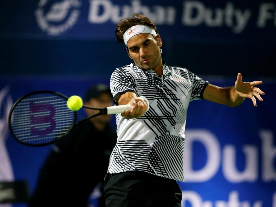 ATP Dubai: Federer eliminado pelo número 116 do mundo