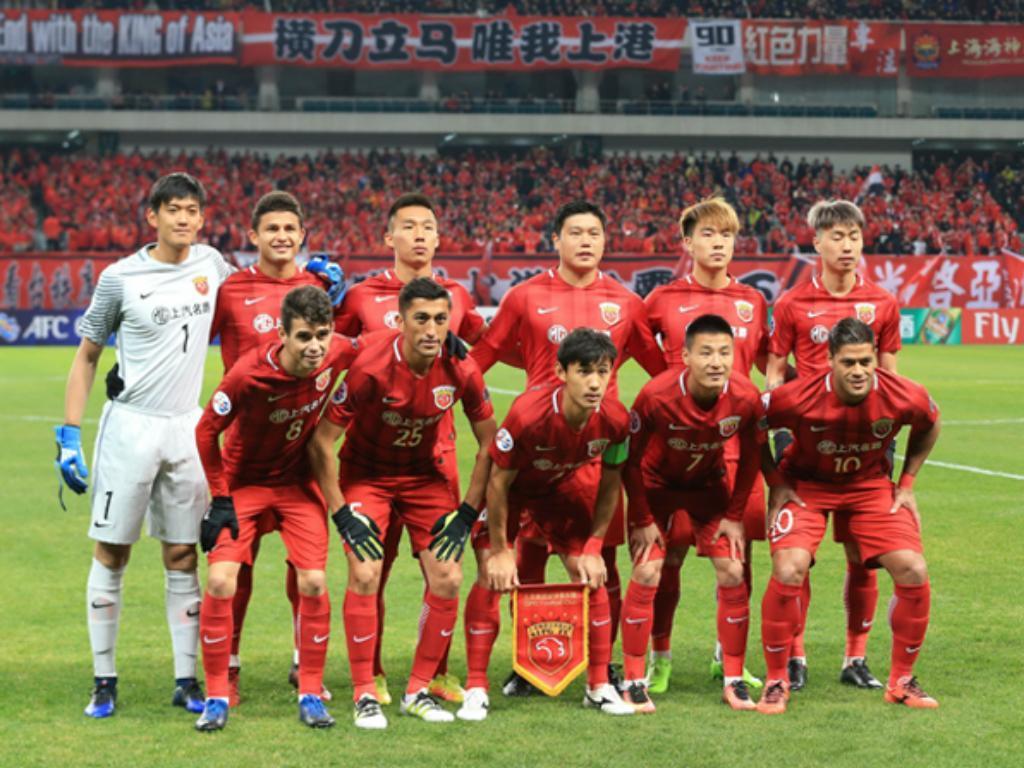 China: goleada para o Shanghai SIPG de Villas-Boas