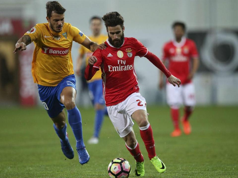 VÍDEO: Rafa fechou o triunfo em 3-1 em P. Ferreira