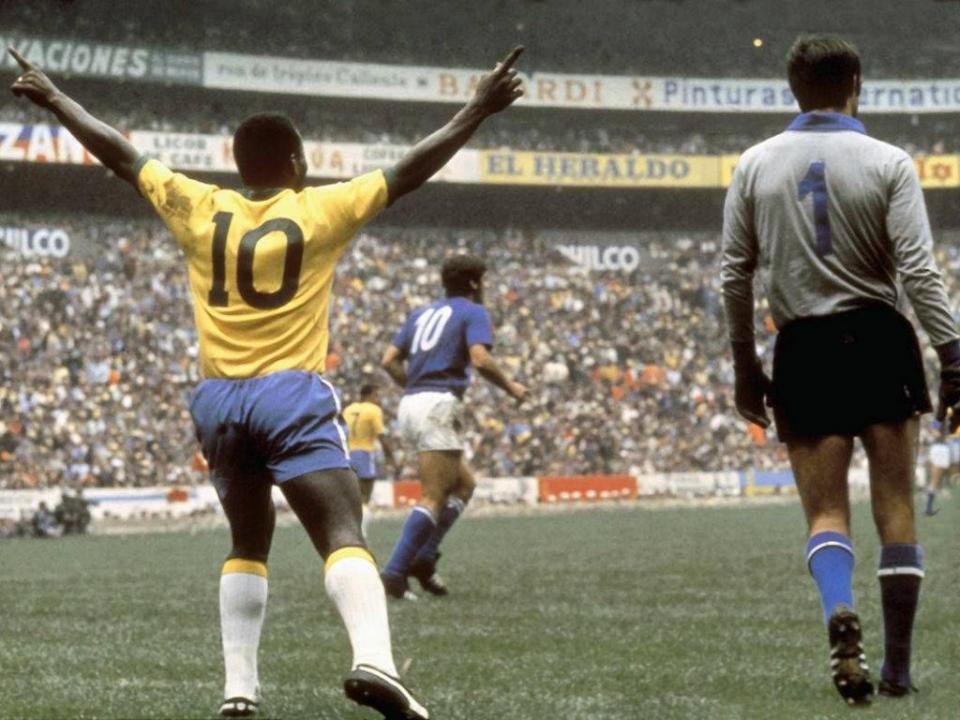 Os 10 e os deuses (nº 20): Pelé