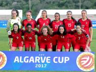 Futebol Feminino: Portugal (Lusa)