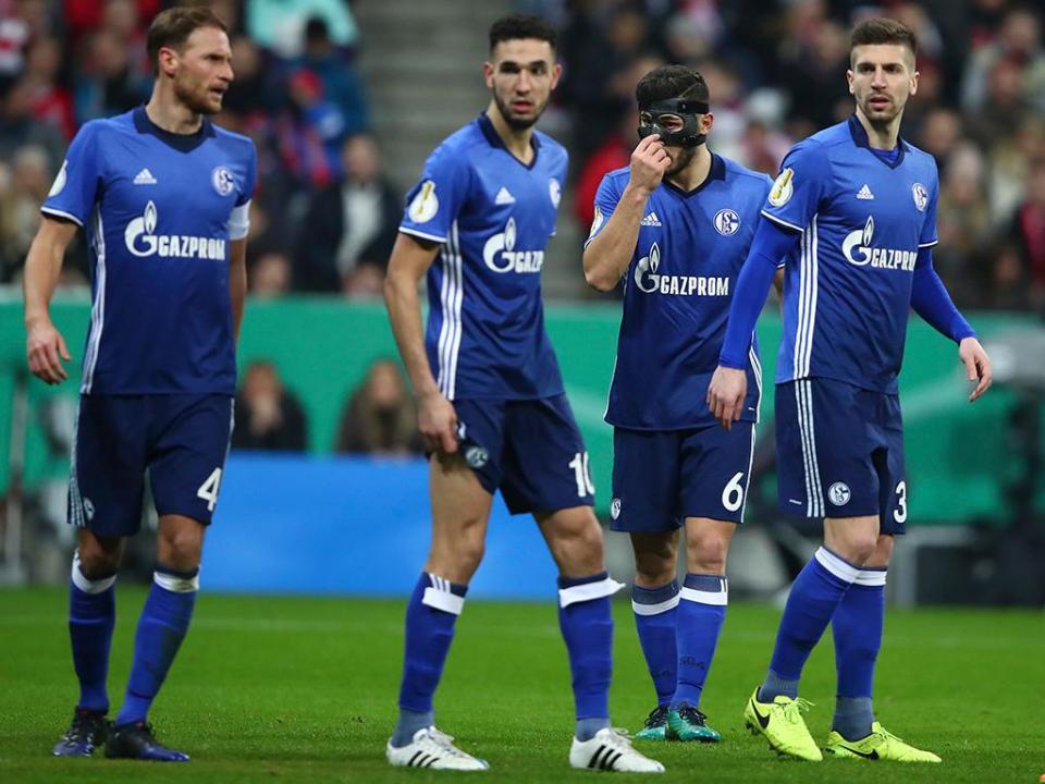 Moenchengladbach afunda ainda mais o Schalke