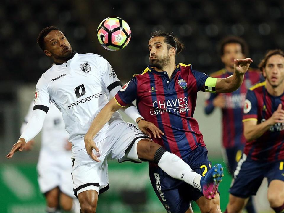 TP: V. Guimarães-Desp. Chaves, 2-0 (crónica)