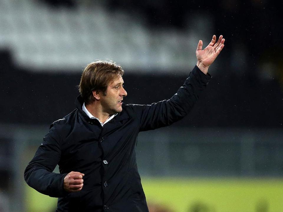 Pedro Martins: «Acreditamos muito nestes jogadores»