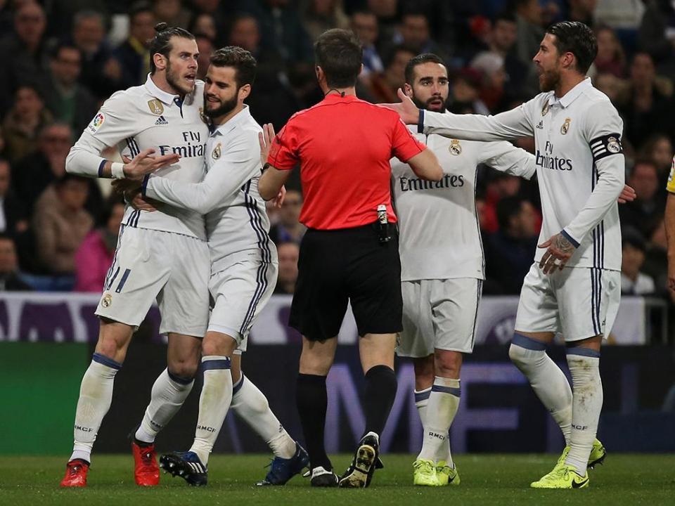 Real Madrid: Gareth Bale suspenso por dois jogos