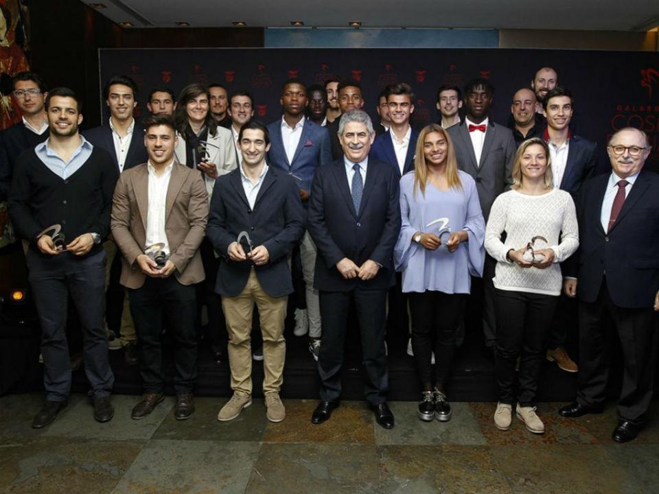 Jonas, Fejsa e Pizzi nomeados para «Futebolista do Ano»