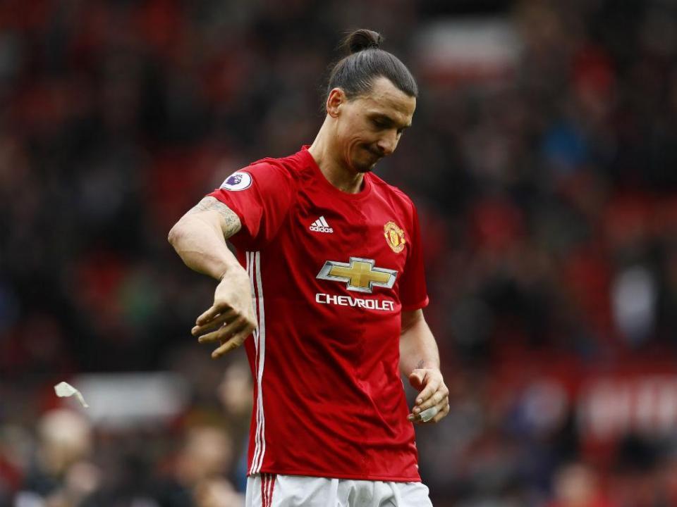 «O United teve um Zlatan, eu não estava preparado para ser esse Zlatan»