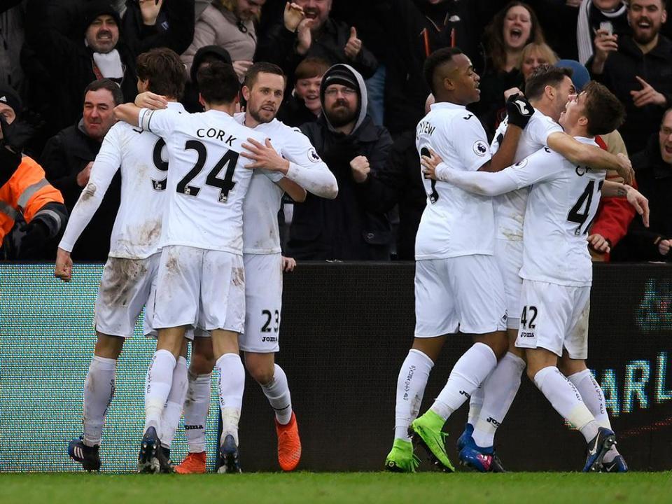 Swansea tropeça em casa, Marco Silva sorri