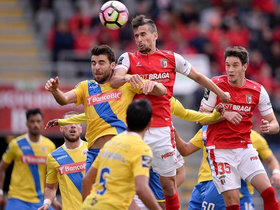 Arouca: Rui Sacramento e Sancidino rendem emprestados pelo FC Porto