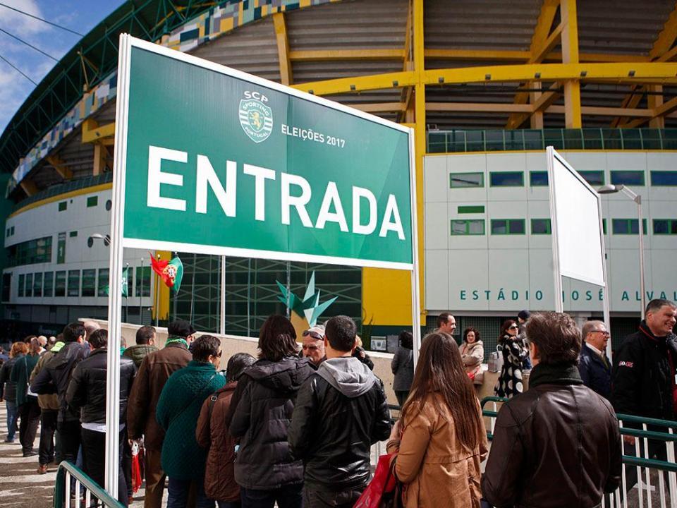 Sporting: data das eleições confirmada e milhares a votar