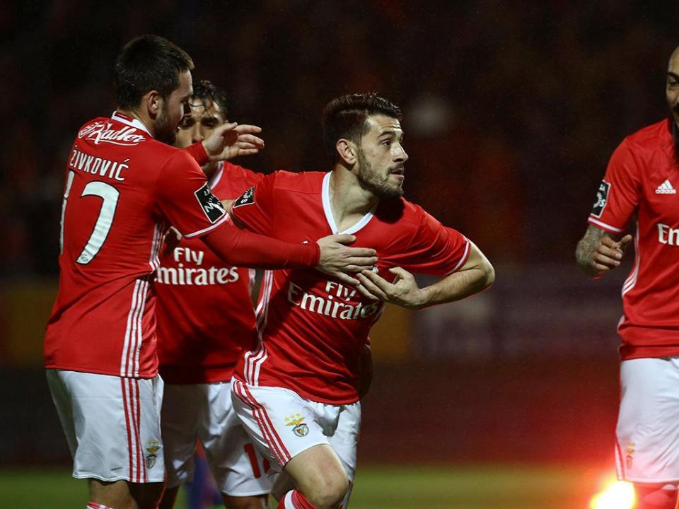 Feirense-Benfica, 0-1 (crónica)