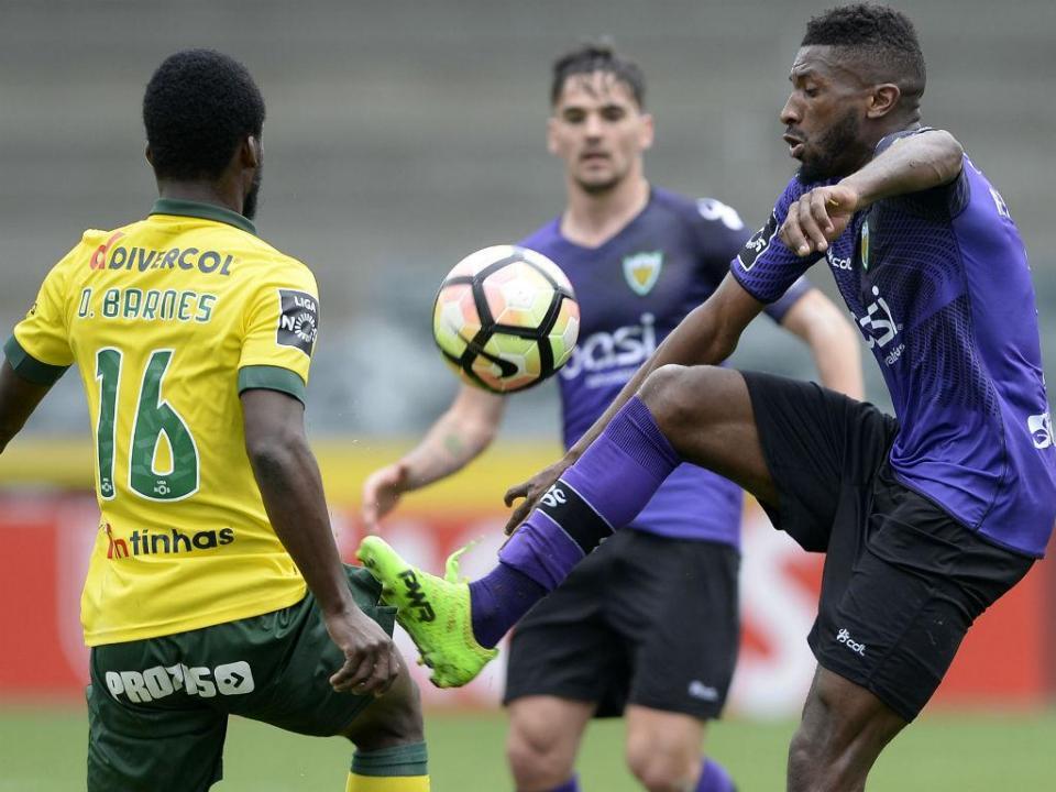 P. Ferreira-Tondela, 0-0 (resultado final)