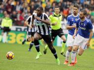 Udinese-Juventus (Lusa)