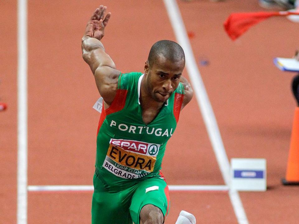 Portugal quer recordes nacionais nos Mundiais de pista coberta