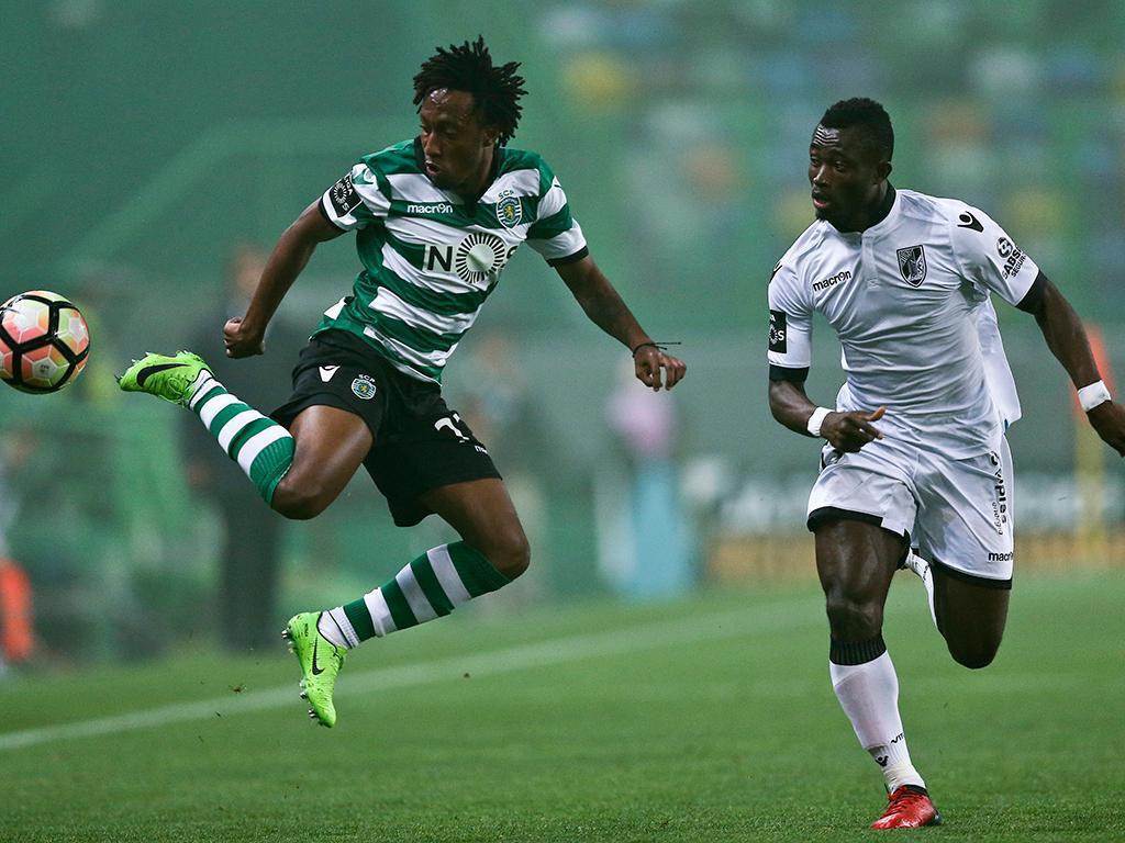 Gelson: «A época do Sporting não me prejudicou em nada»