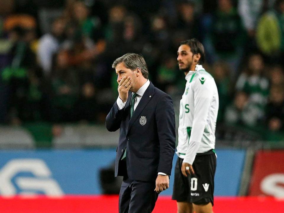 Bruno de Carvalho suspenso seis dias, Sporting deve contestar