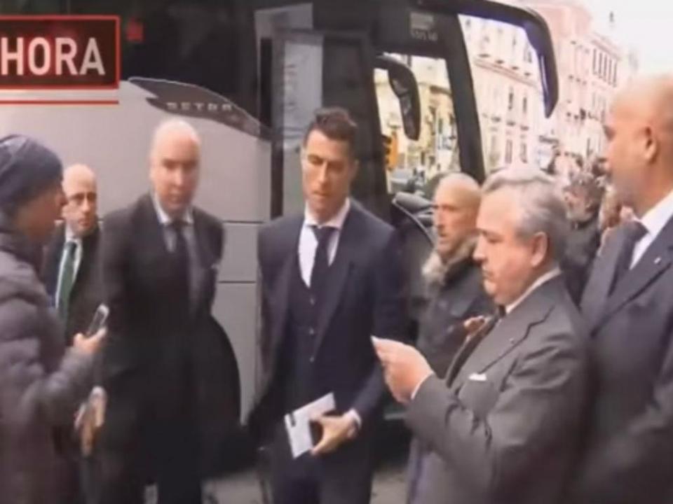 VÍDEO: Real Madrid já provou um pouco do ambiente de Nápoles