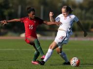 Futebol Feminino: Noruega-Portugal (Lusa)