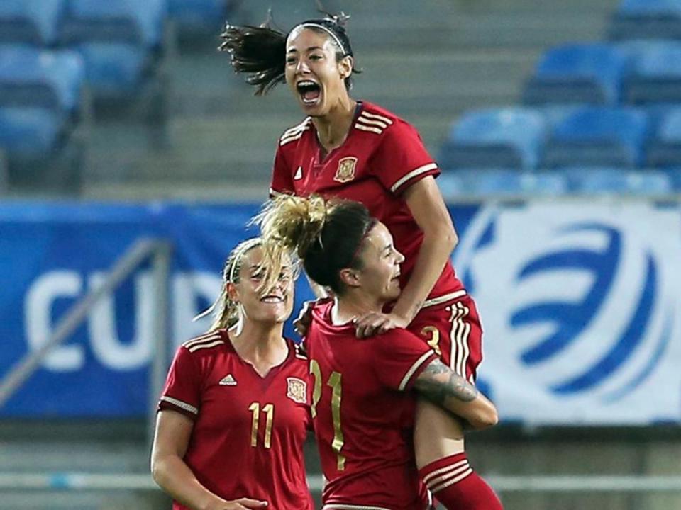 Futebol Feminino: Espanha bate Canadá e vence Algarve Cup