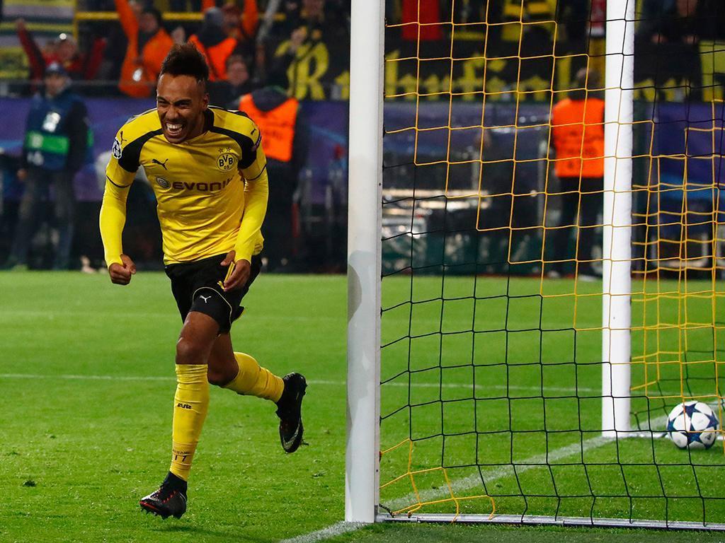 Alemanha: Aubameyang sem entender a suspensão no Dortmund