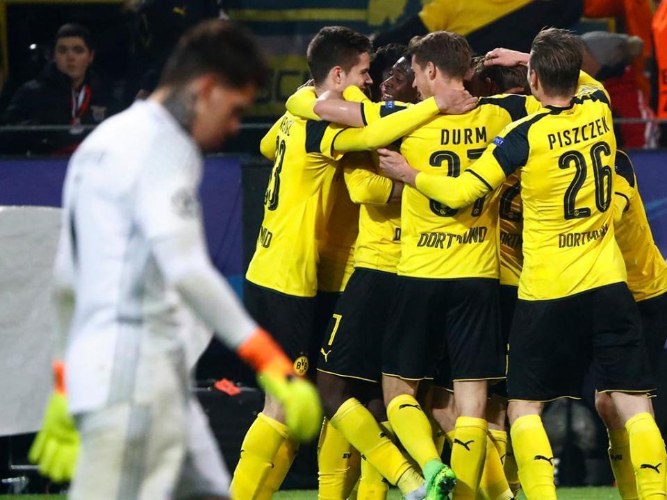 O que fica do Dortmund-Benfica (e um P.S.)