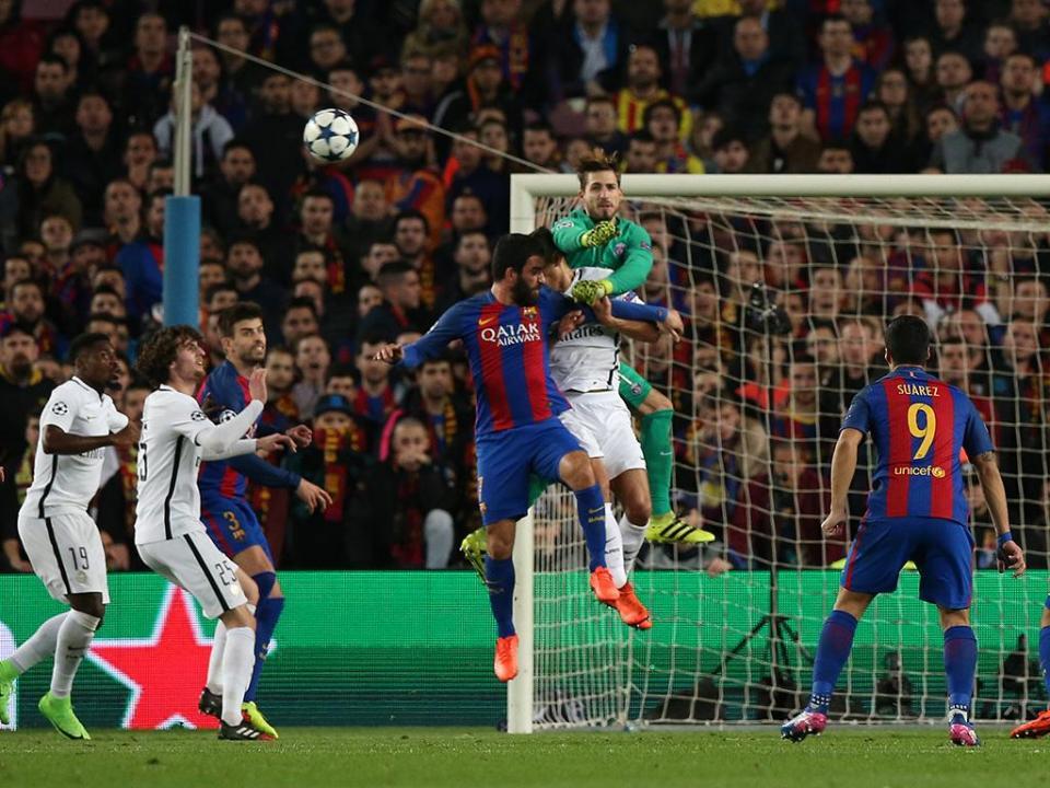 «Remontada»: as apostas mais loucas na noite de Camp Nou