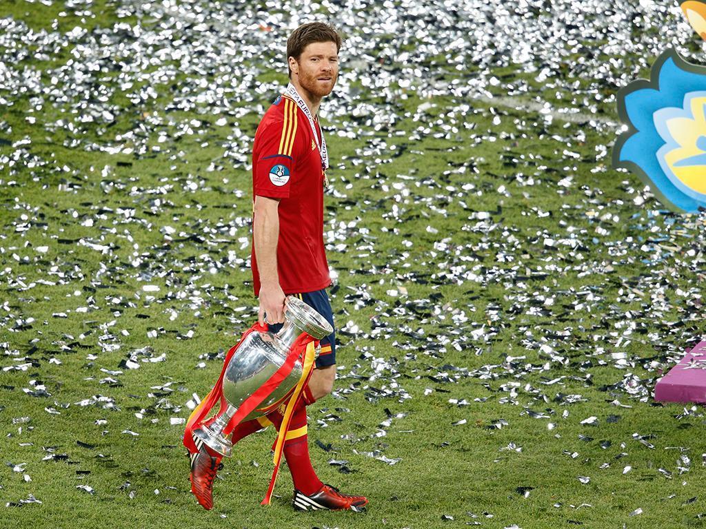 Xabi Alonso: «Real Madrid transmite-me otimismo»