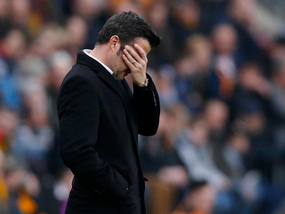 Marco Silva não conseguiu salvar o Hull City da «descida»
