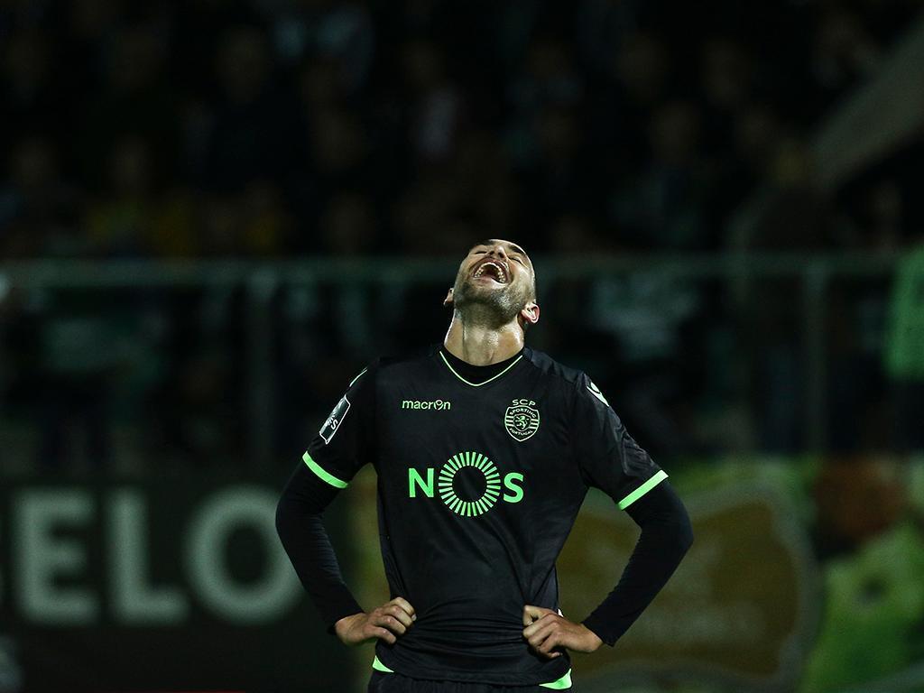 Bas Dost feliz no Sporting: «Não podia estar melhor»