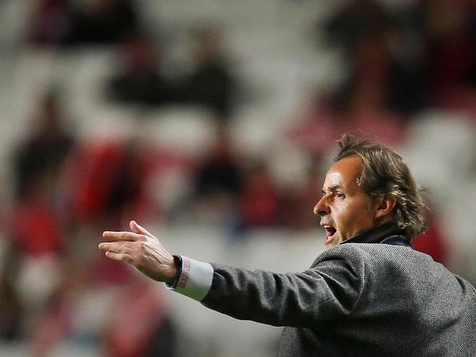 «Vamos apanhar um FC Porto moralizado pelo resultado na Luz»
