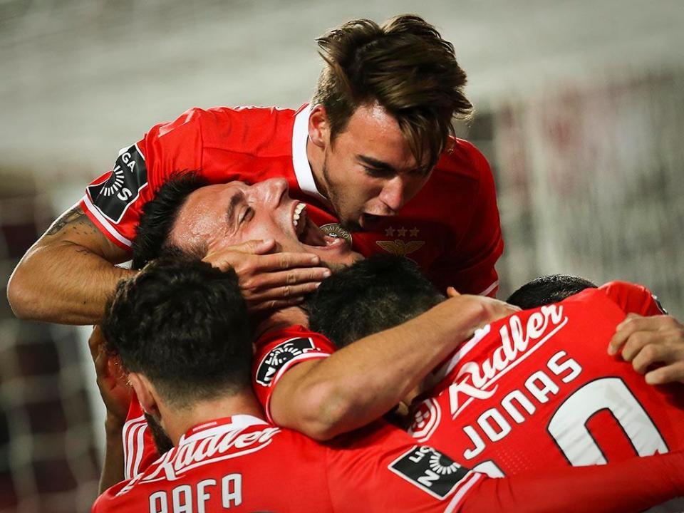 Horta e as dificuldades no Benfica: «Único problema foi Pizzi»
